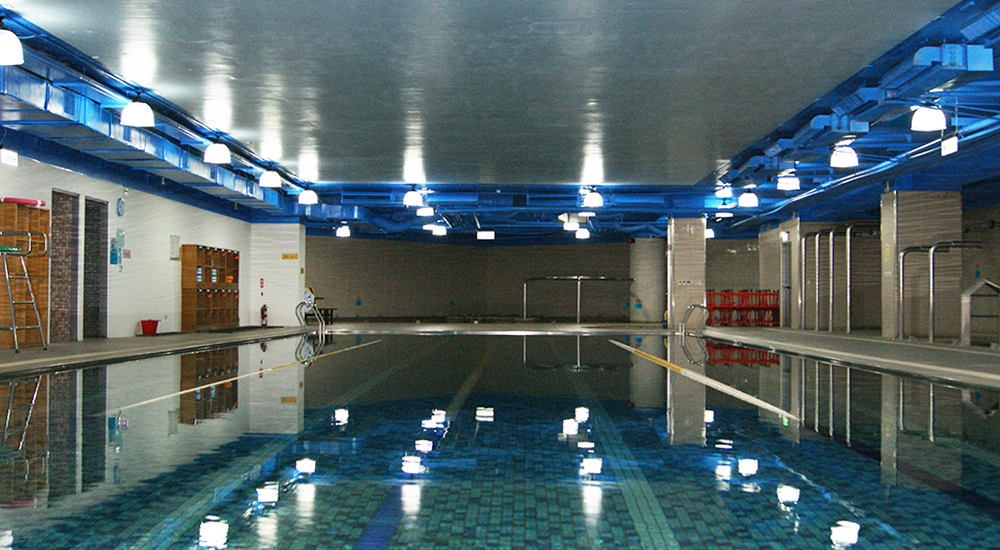 Warm water swimming pool department of sport and health - How to warm up swimming pool water ...